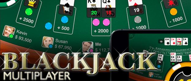 Blackjack ipad multiplayer