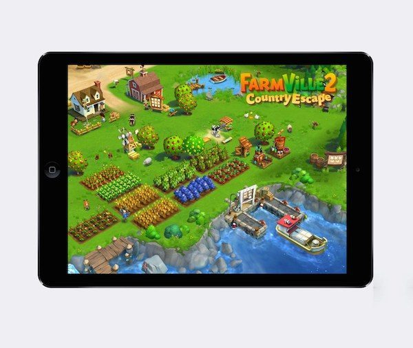 FarmVille 2 Country Escape_iPad