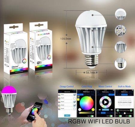 LG Smart Bulb- avrmagazine