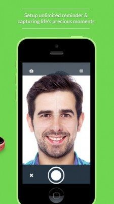 Picr - Everyday photo reminder - selfie journal diary-applicazione-iphone-ipad-3-avrmagazine