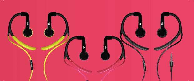 Sport Stereo Earphones belt- avrmagazine-puro