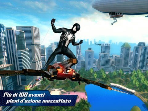 The Amazing Spider-Man 2-gioco-iphone-2-avrmagazine