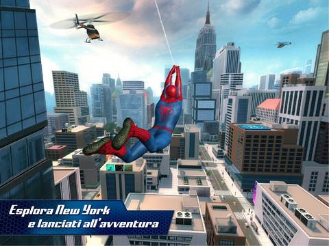 The Amazing Spider-Man 2-gioco-iphone-avrmagazine