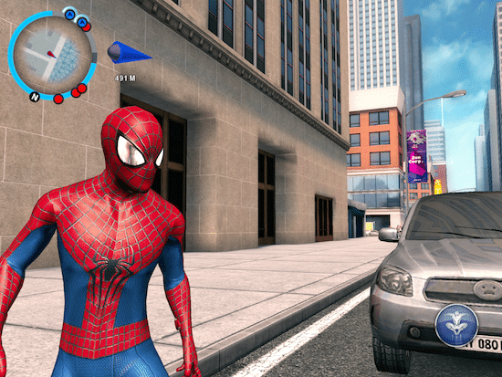 The-Amazing-spiderman-gioco-iphone-7-avrmagazine