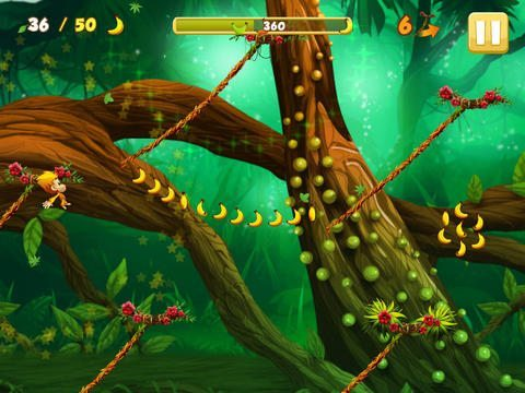 Benji Bananas Adventures-gioco-per-iphone-avrmagazine