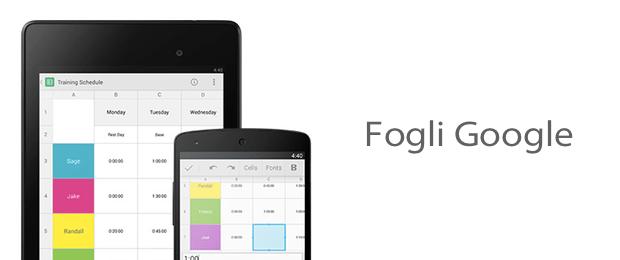 Fogli-Google-applicazioni-iphone-avrmagazine