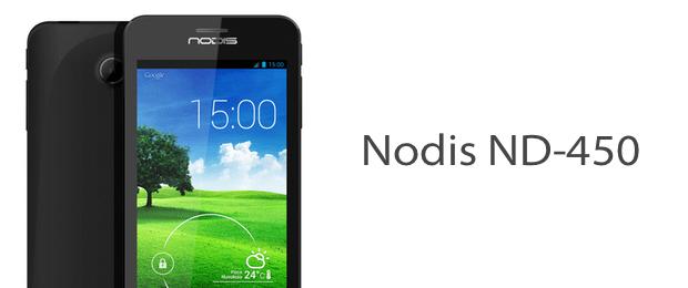 Nodis-nd-450-smartphone-android-avrmagazine