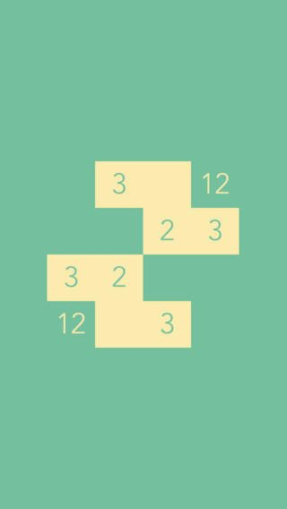 bicolor, giochi iphone, puzzle game