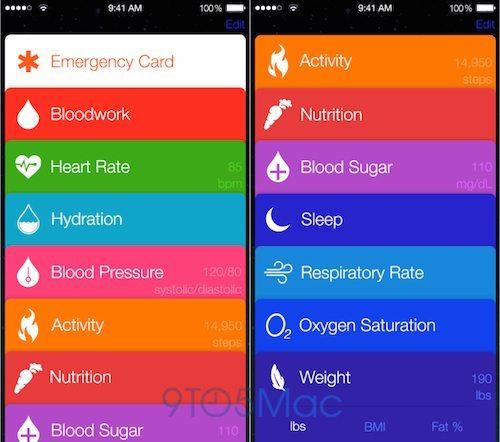 healthbook-ios8-iphone 6-avrmagazine