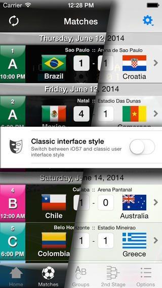 iCup 2014 LIVE-app-per-iphone-avrmagazine