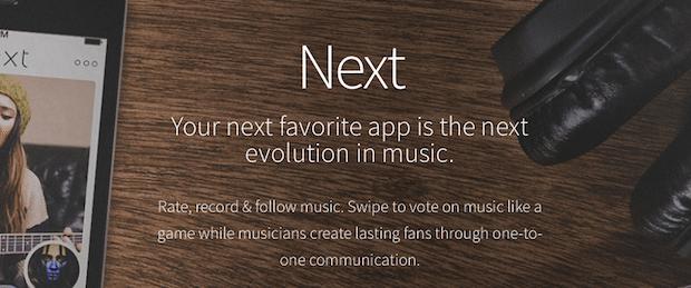 next-music-social-app-per-iphone-3-avrmagazine