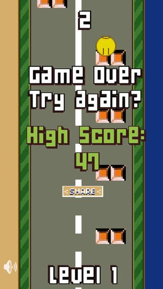 Ball on the Road-gioco-iphone-ipad-2-avrmagazine