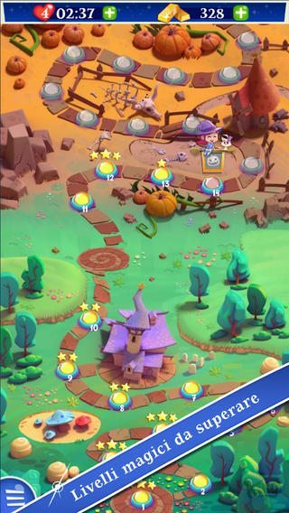 Bubble Witch Saga 2-giochi-per-ios-android-1-avrmagazine