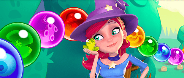 Bubble Witch Saga 2-giochi-per-ios-android-logo-avrmagazine