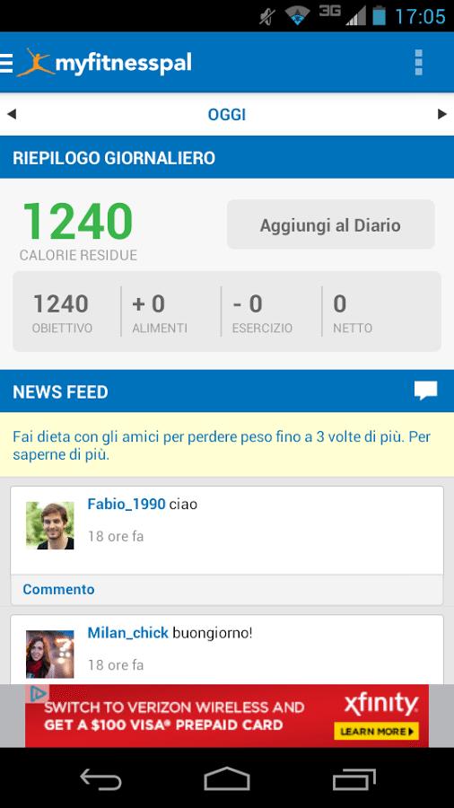 Contatore calorie-app-per-android-avrmagazine