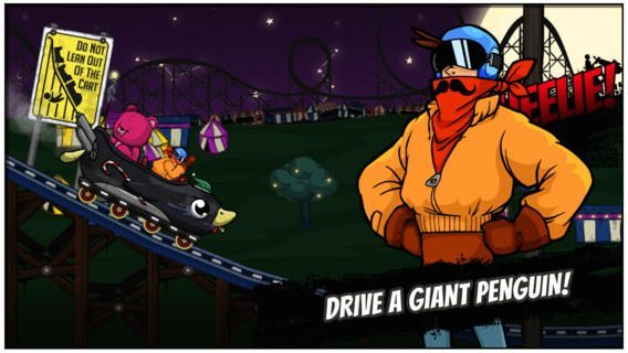 Delivery Outlaw-giochi-per-iphone-avrmagazine