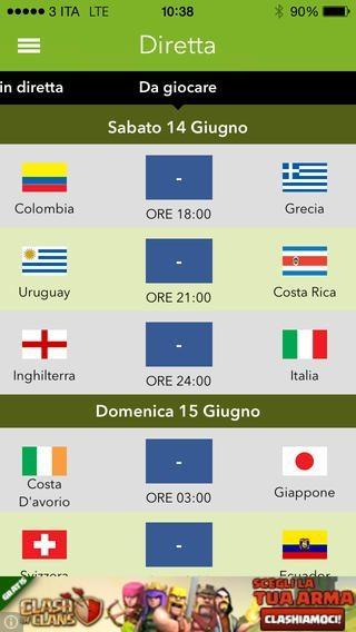 Diretta Brasile 2014-applicazione-iphone-ipad-3-avrmagazine