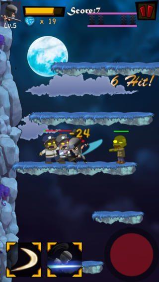 Last Ninja Pro-giochi-per-iphone-avrmagazine