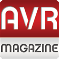 AVRMagazine.com logo