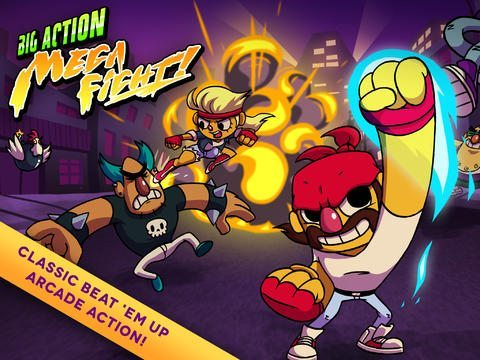 Big-Action-Mega Fight!-giochi-per-iphone-avrmagazinejpeg