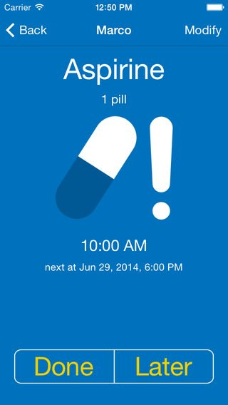Do not forget your pills-app-per-iphone-avrmagazine
