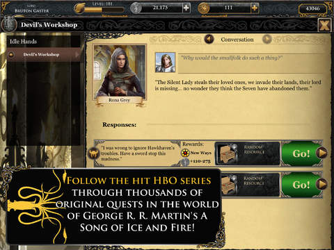 Game of Thrones Ascent giochi per iphone 1 avrmagazine