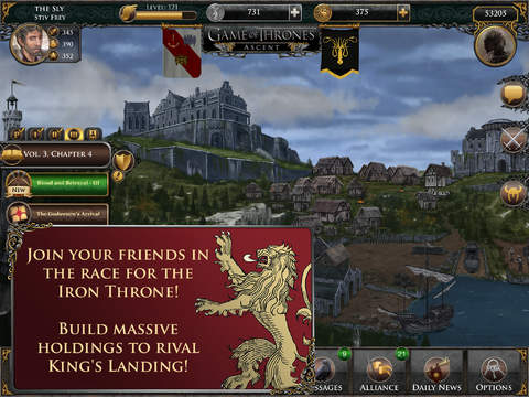 Game of Thrones Ascent giochi per iphone avrmagazine