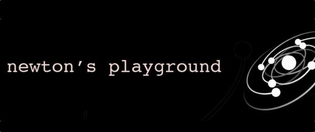 Newton's Playground-app-per-iphone-logo-avrmagazine
