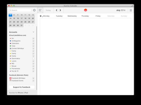 Sunrise Calendar-app-per-mac-1-avrmagazine
