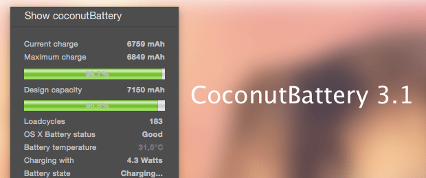 coconutbattery-3.1-app-per-mac-logo-avrmagazine