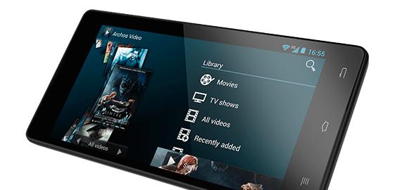 Archos-50 Neon-smartphone-android-avrmagazine