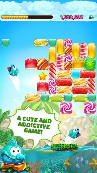 Candy Block Breaker giochi iphone avrmagazine
