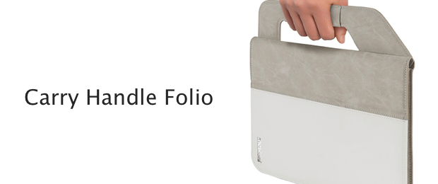 Carry Handle Folio meliconi avrmagazine