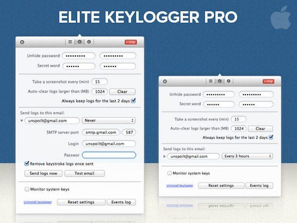 Elite Keylogger Pro app per mac avrmagazine