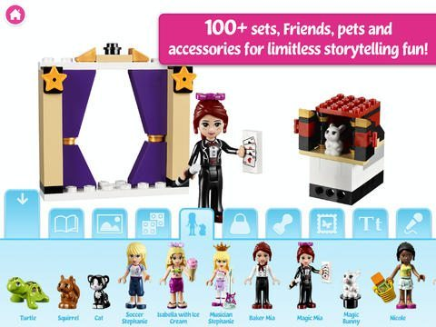 LEGO FRIENDS  avrmagazine