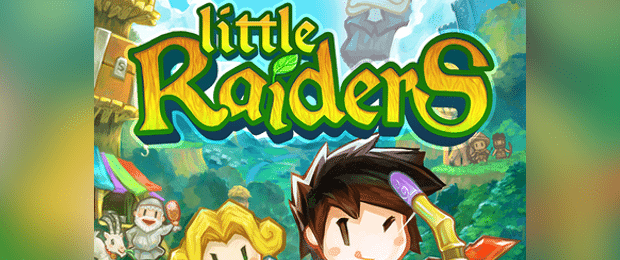 Little Raiders avrmagazine