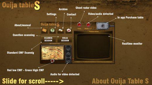 Ouija table s l 39 app sul paranormale arriva su ios - La tavola ouija funziona ...