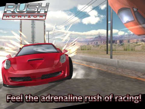 Rush Horizon giochi per iphone 1 avrmagazine