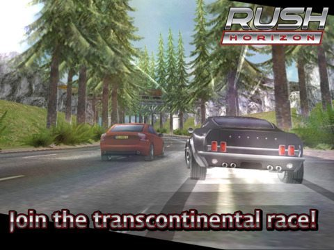 Rush Horizon giochi per iphone avrmagazine