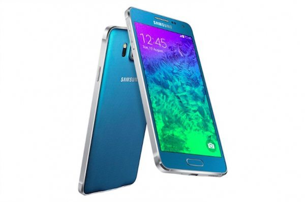 Samsung Galaxy Alpha smartphone android 2 avrmagazine