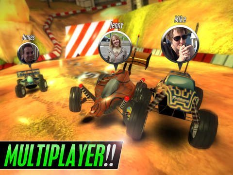Touch Racing 2 giochi per iphone 1 avrmagazine