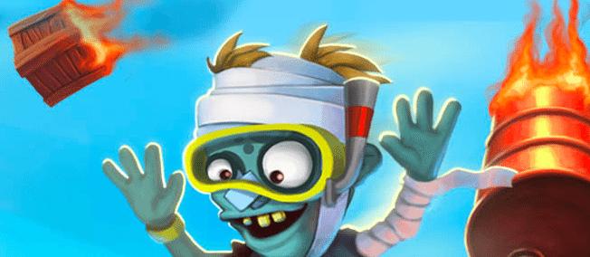 Zombie High Dive giochi per iphone avrmagazine logo