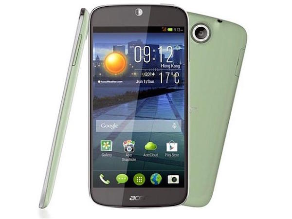 Acer Liquid Jade smartphone android avrmagazine