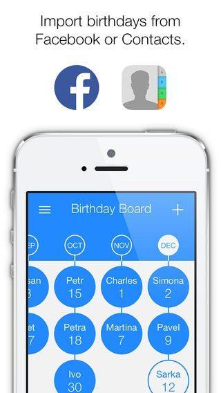 Birthday Board Premium 1