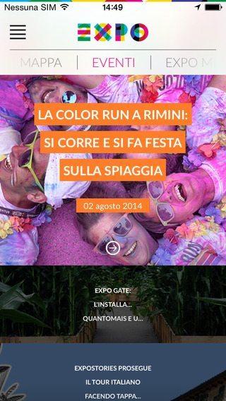 EXPO MILANO 2015 app per iphone 1-avrmagazine