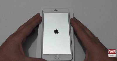 Configurazione iPhone 6 iPhone 6 Plus