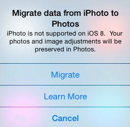 iPhoto-iOS 8 avrmagazine
