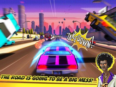 Adrenaline Rush Miami Drive giochi per iphone avrmagazine 3