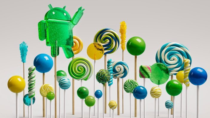 Android 5.0 Lollipop avrmagazine