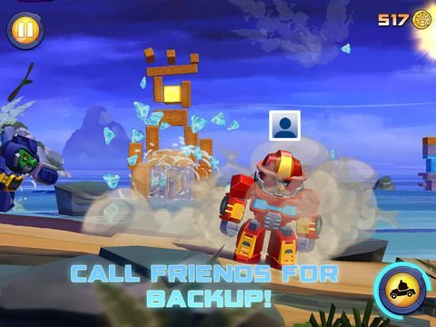 Angry Birds Transformers giochi per iphone avrmagazine 2